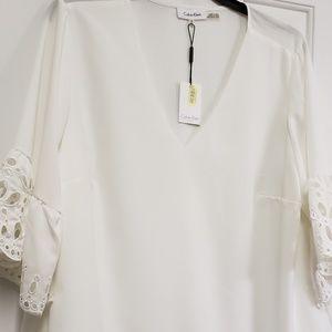 Calvin Klein White Top